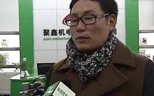 义乌聚鑫机电喜获美国客户空压机订单