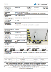 Report EN-14619-200wheels scooter