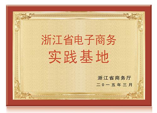 浙江省电子商务实践基地