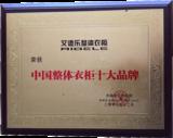 中国整体衣柜十大品牌