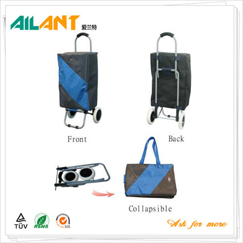 Foldable shopping trolley ELD-G108