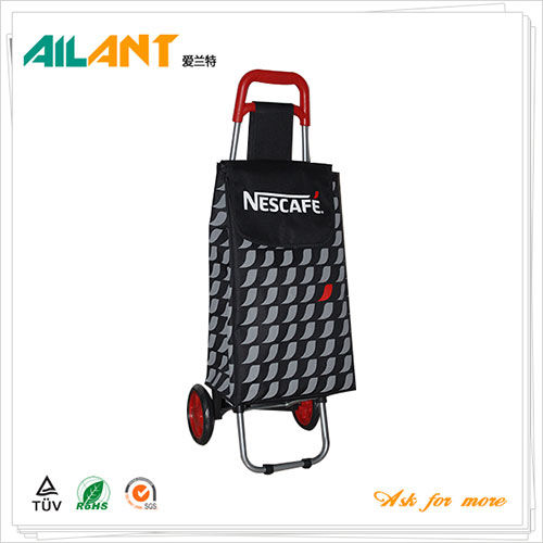 Promotional shopping trolley ELD-C301-9
