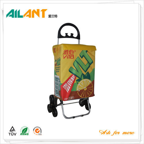 Climbing stairs shopping trolley ELD-D113