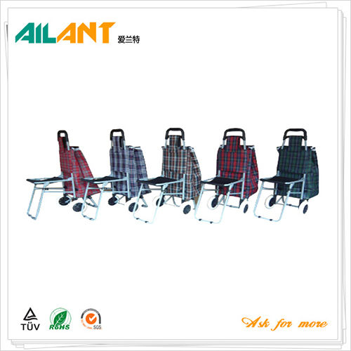 Have a seat shopping trolley ELD-E107