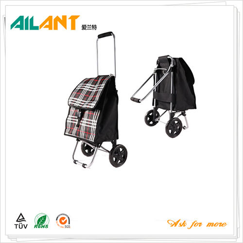 Foldable shopping trolley ELD-G103