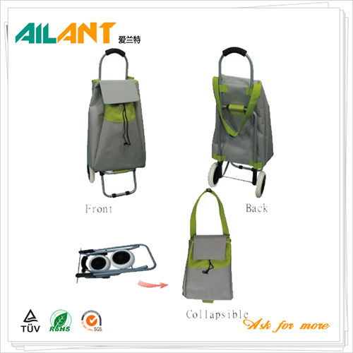 Foldable shopping trolley ELD-G110