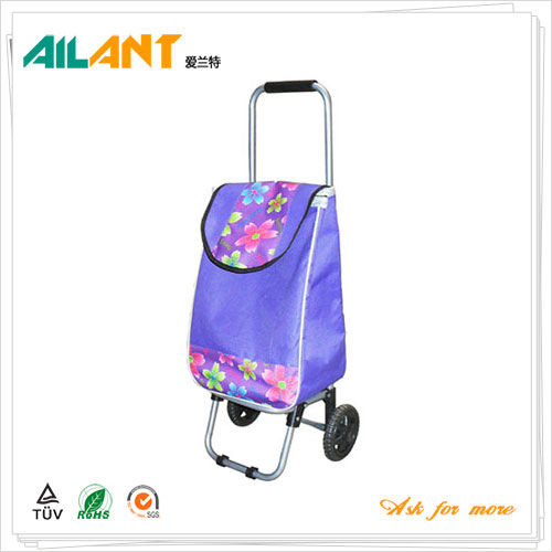 Normal style shopping trolley ELD-G108