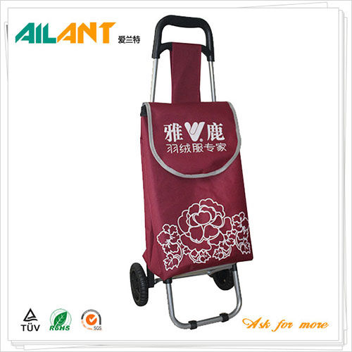 Promotional shopping trolley ELD-C301-6