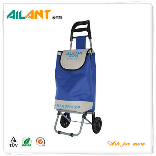Promotional shopping trolley ELD-C401-4