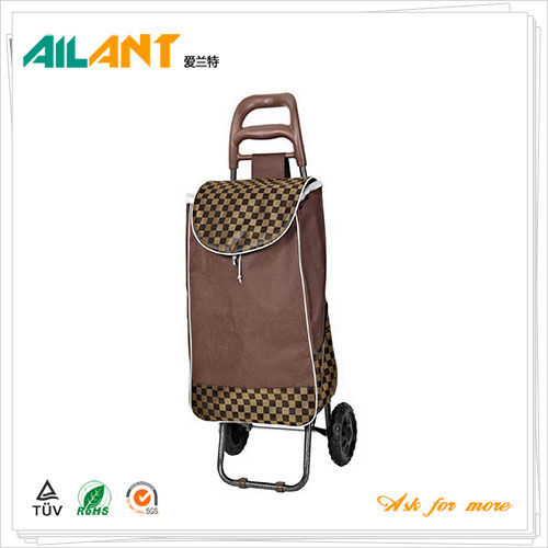 Normal style shopping trolley ELD-B201-11