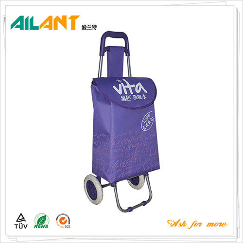 Promotional shopping trolley ELD-C301-12