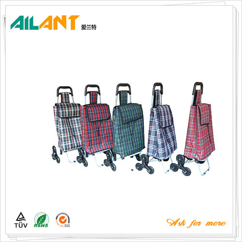 Climbing stairs shopping trolley ELD-D112