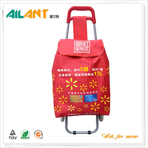 Promotional shopping trolley ELD-C301-4