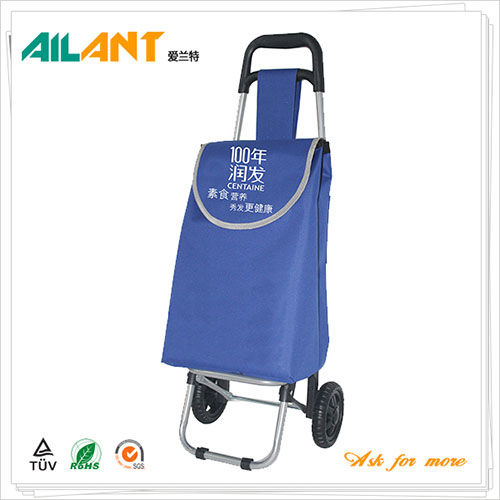 Promotional shopping trolley ELD-C301-8