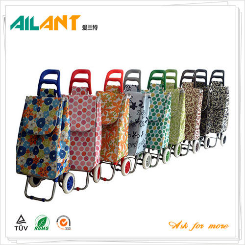 Normal style shopping trolley ELD-B202