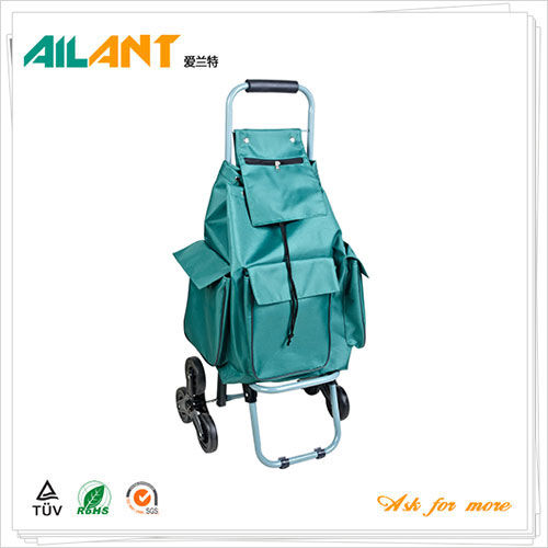 Climbing stairs shopping trolley ELD-D116