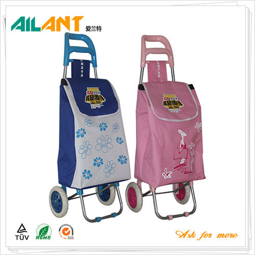 Promotional shopping trolley ELD-C401-5