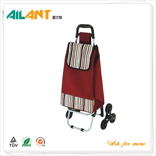 Climbing stairs shopping trolley ELD-D107
