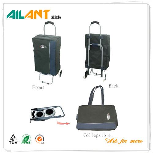 Foldable shopping trolley ELD-G109
