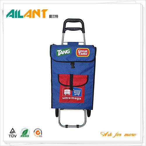 Promotional shopping trolley ELD-C301-10