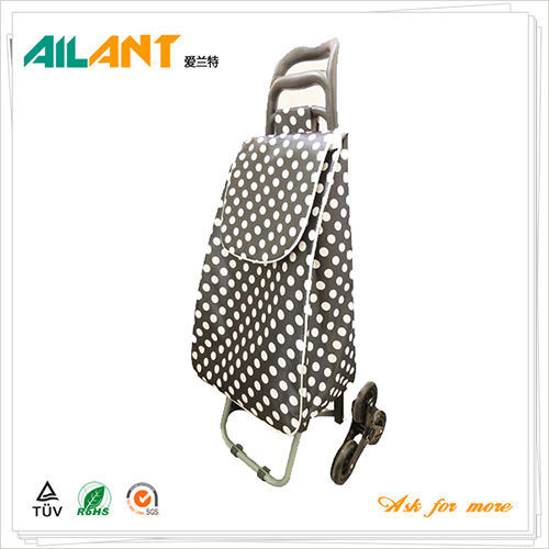 Climbing stairs shopping trolley ELD-D104