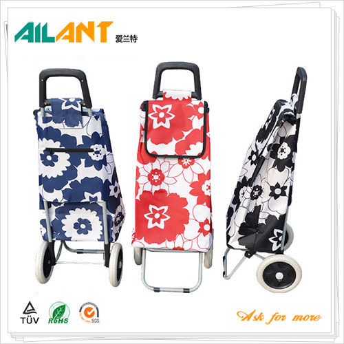 Normal style shopping trolley ELD-C204-7