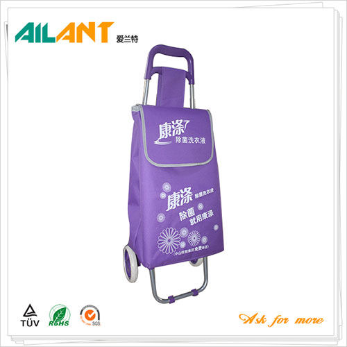 Promotional shopping trolley ELD-C301-11