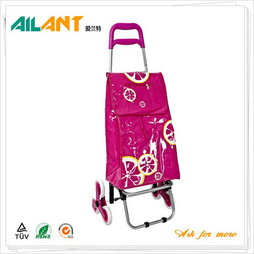 Climbing stairs shopping trolley ELD-D115