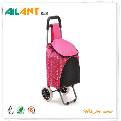 Promotional shopping trolley ELD-C301-2