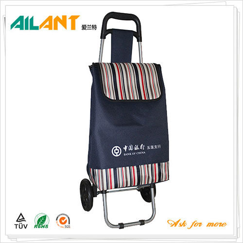 Promotional shopping trolley ELD-C301-5