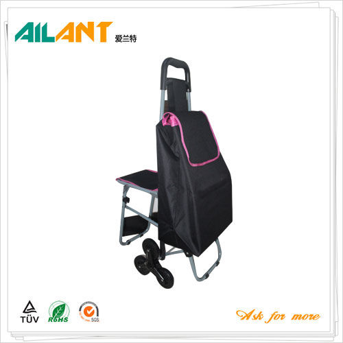 Have a seat shopping trolley ELD-E108