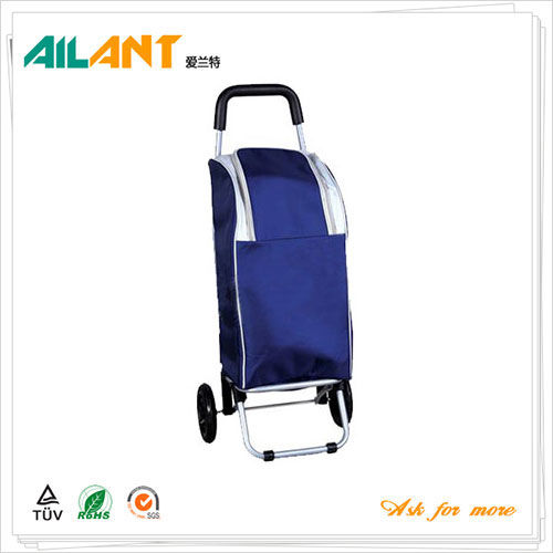 Shopping trolley,ELD-C204 With Cooler (12)