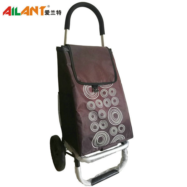 Alu alloy shopping trolley ELD-L111