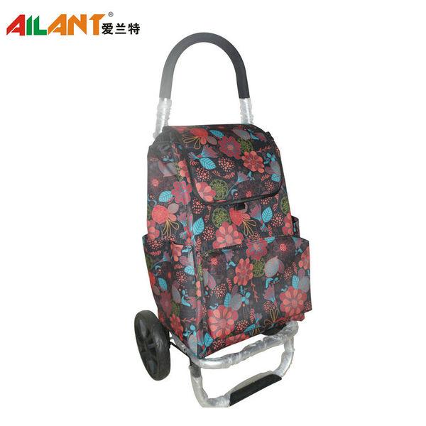 Alu alloy shopping trolley ELD-L114