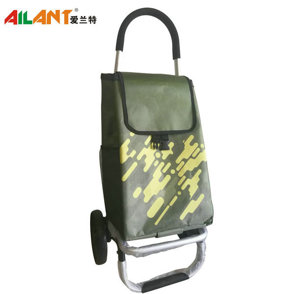 Alu alloy shopping trolley ELD-L110