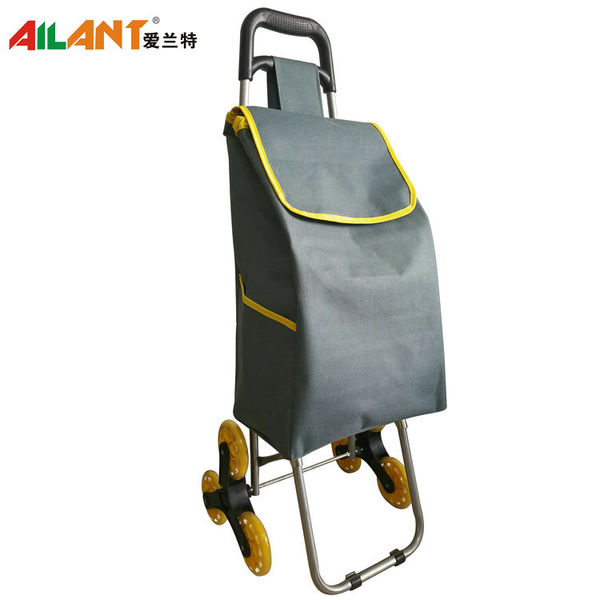 Climbing stairs shopping trolley ELD-D108