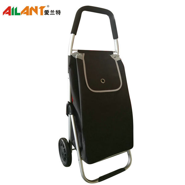 Alu alloy shopping trolley ELD-L116
