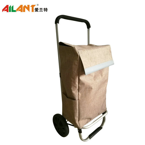 Alu alloy shopping trolley ELD-L112