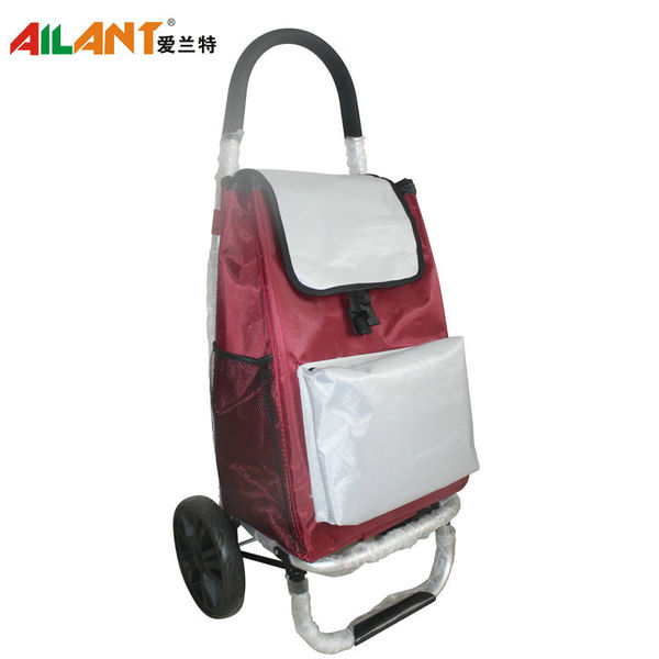 Alu alloy shopping trolley ELD-L115