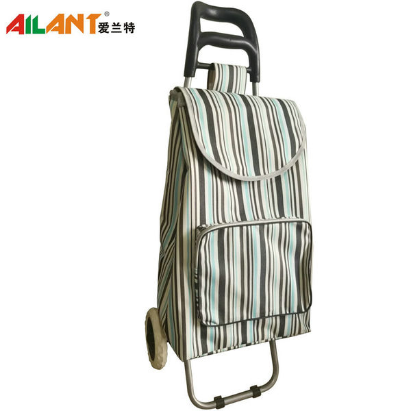 Normal style shopping trolley ELD-B201-3