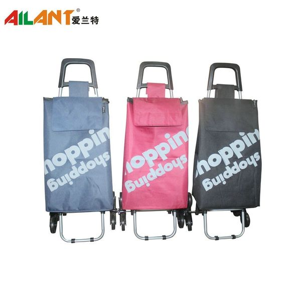 Normal style shopping trolley ELD-C204-3