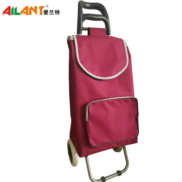 Normal style shopping trolley ELD-B201-4