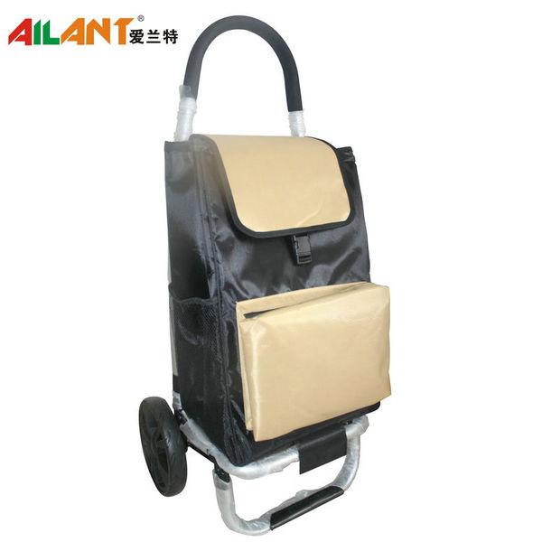 Alu alloy shopping trolley ELD-L113