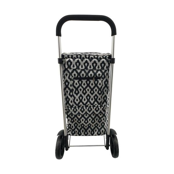 Alu alloy shopping trolley ELD-L107