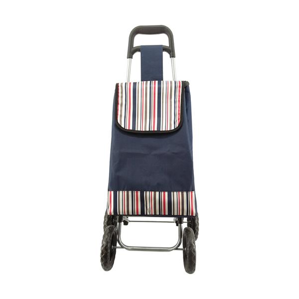 Four wheel  shopping trolley ELD-F103