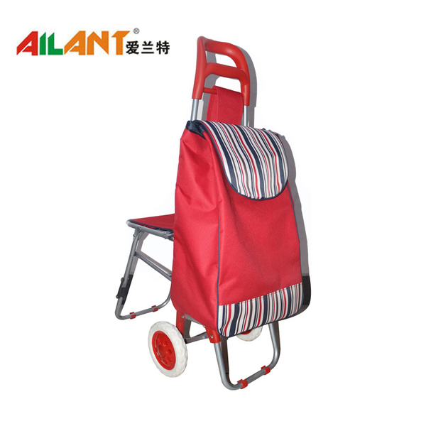 Have a seat shopping trolley ELD-E105
