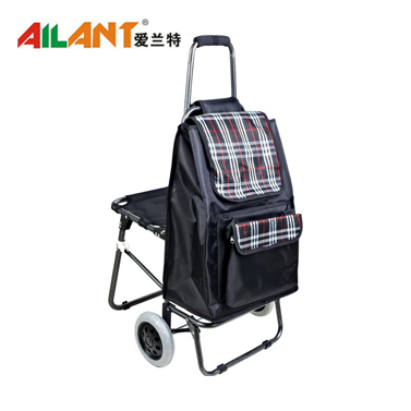 Have a seat shopping trolley ELD-E101