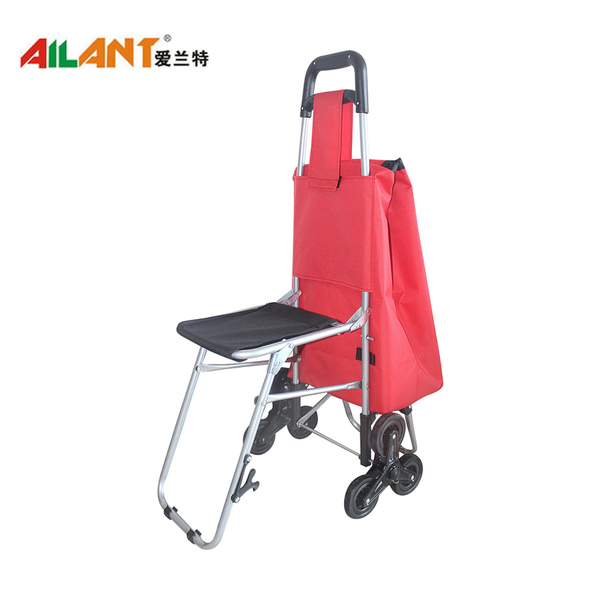 Multifunctional shopping trolley ELD-E108