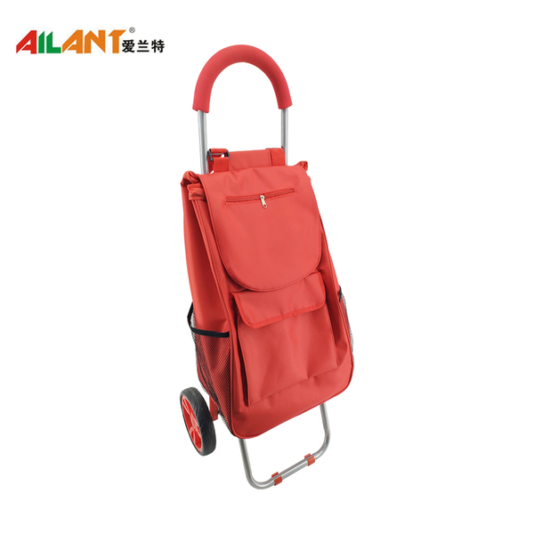 The extra pocket  shopping trolley ELD-D112-1