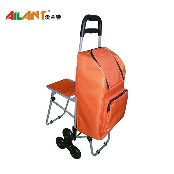 Multifunctional shopping trolley ELD-E107